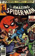 Amazing Spider-Man (1963 1st Series) Mark Jewelers 206MJ