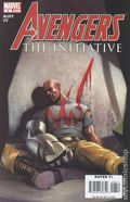 Avengers The Initiative (2007-2010 Marvel) 6