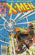 Uncanny X-Men (1963 1st Series) Mark Jewelers 221MJ