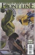 World War Hulk Frontline (2007) 5