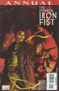 Immortal Iron Fist (2006 Marvel) Annual 1
