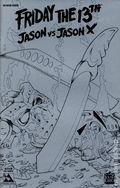 Friday the 13th Jason vs. Jason X (2006) 2D