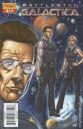 Battlestar Galactica (2006 Dynamite) 12C