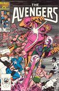 Avengers (1963 1st Series) 268