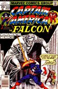 Captain America (1968 1st Series) 222