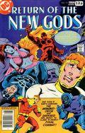 New Gods (1971 1st Series) UK Edition 19UK