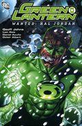Green Lantern Wanted Hal Jordan HC (2007 DC) 1-1ST