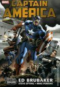 Captain America Omnibus HC (2007 Marvel) By Ed Brubaker 1A-1ST