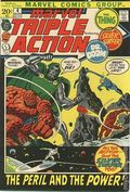 Marvel Triple Action (1972) National Diamond 4NDS