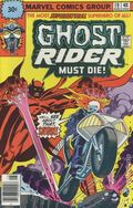 Ghost Rider (1973 1st Series) 30 Cent Variant 19