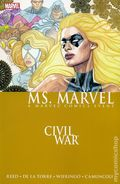 Ms. Marvel TPB (2007-2010 Marvel) By Brian Reed 2-1ST