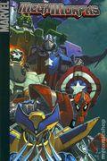 Mega Morphs TPB (2005 Marvel Digest) 1-1ST