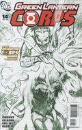 Green Lantern Corps (2006) 14B