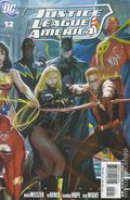 Justice League of America (2006 2nd Series) 12B