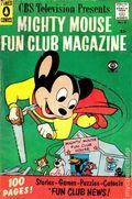 Mighty Mouse Fun Club Magazine (1957) 3