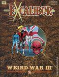 Excalibur Weird War III GN (1990 Marvel) 1-1ST
