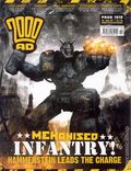 2000 AD (1977 IPC/Fleetway/Rebellion) UK 1519