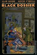 League of Extraordinary Gentlemen Black Dossier HC (2007 America's Best Comics) 1A-1ST