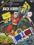 Jack Kirby 3-D Poster (1982) 1982
