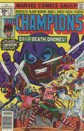 Champions (1975-1978 Marvel 1st Series) Mark Jewelers 15MJ