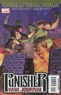 Punisher War Journal (2006-2009 2nd Series) 12A
