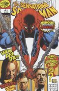 Sensational Spider-Man (2006 2nd Series) 41A