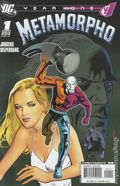 Metamorpho Year One (2007) 1