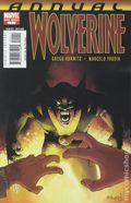 Wolverine (2003 2nd Series) Annual 1
