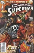 Tales of the Sinestro Corps Cyborg Superman (2007) 1