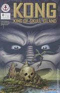 Kong King of Skull Island (2007 Markosia) 0