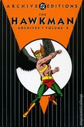 DC Archive Editions Hawkman HC (2000-2004 DC) 2-1ST