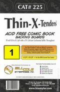 Comic Boards: Current Thin-X-Tender 1pk (#225-001)