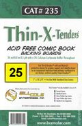 Comic Boards: Standard Thin-X-Tender 25pk (#235-025)