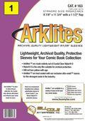 Comic Sleeve: Mylar Magazine Arklite 1pk (#163-001)