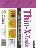 Comic Boards: Magazine Thin-X-Tender 100pk (#305-100)