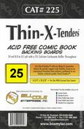 Comic Boards: Current Thin-X-Tender 25pk (#225-025)