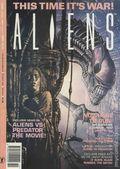 Aliens (1991) UK Magazine Vol. 2 #4