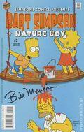 Bart Simpson Comics (2000) Autographed 2BILL