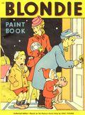 Blondie Paint Book (circa 1955) 676