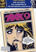 Axa TPB (1983-1988 First American Edition) 9-1ST