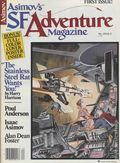 Asimov's SF Adventure Magazine (1978) 1