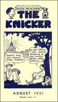 Knicker (c. 1900's) 3109