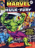 Mighty World of Marvel (1972 UK Magazine) 284