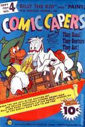 Comic Capers (Tippy Toy No. 4 1945 Fawcett) 4