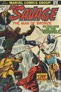 Doc Savage (1972 Marvel Comic) Mark Jewelers 8MJ
