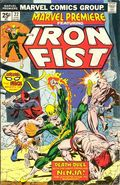 Marvel Premiere (1972) Mark Jewelers 22MJ
