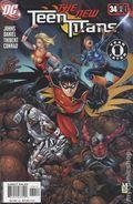 Teen Titans (2003-2011 3rd Series) 34A