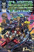 Cyberforce (1992 1st Series) 1CXSGND