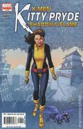 X-Men Kitty Pryde Shadow and Flame (2005) 1