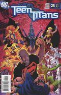 Teen Titans (2003-2011 3rd Series) 25